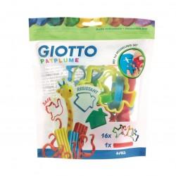 Moules pâte à modeler Giotto