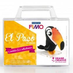 Kit de création El Paco FIMO