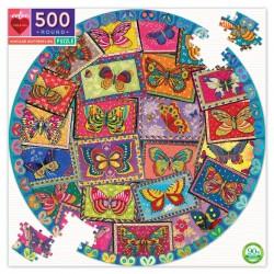 Puzzle 500+ pièces