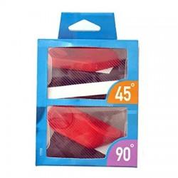 Outils de coupe 45° et 90°...