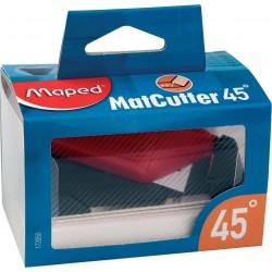 Outil de coupe MatCutter 45°