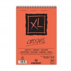 Album XL® Croquis spiralés...